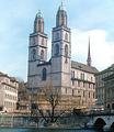 双塔大教堂