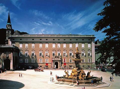萨尔茨堡主教宫