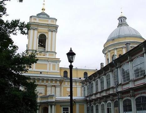 涅夫斯基修道院的图片