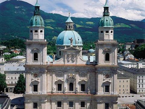 萨尔茨堡大教堂旅游景点图片