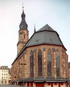圣灵大教堂的图片