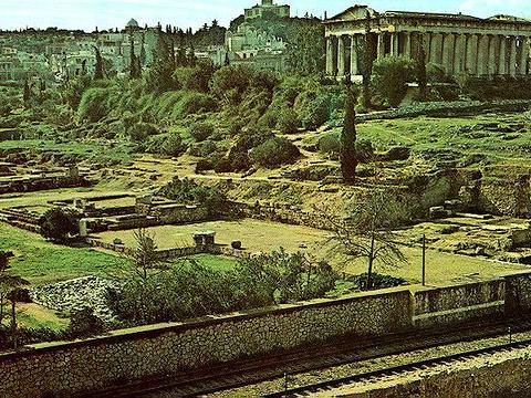 宙斯柱廊旅游景点图片
