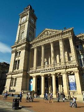伯明翰博物馆和美术馆