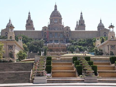 加泰罗尼亚国家艺术博物馆旅游景点图片
