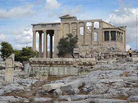 雅典娜普罗玛琪斯之像旅游景点图片