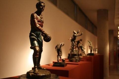 巴塞罗那足球博物馆