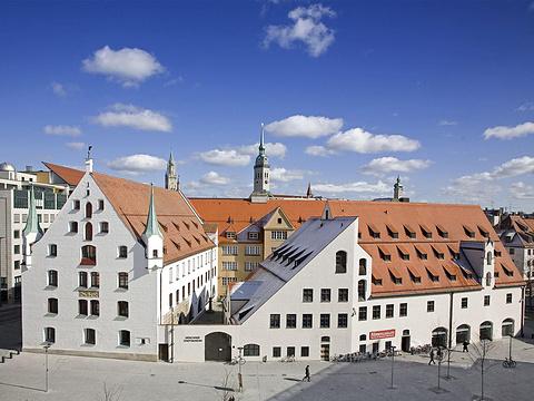 慕尼黑市立博物馆旅游景点图片