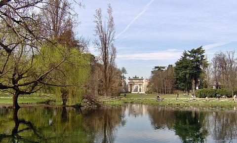 森皮奥内公园的图片