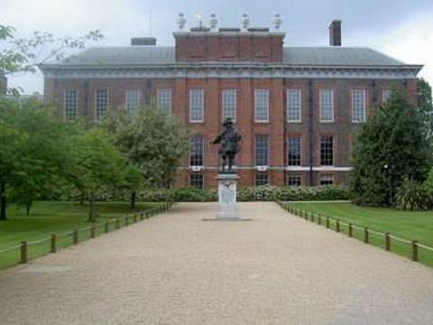 肯辛顿宫旅游景点图片