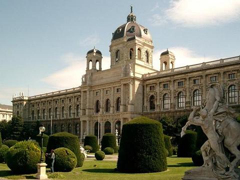 艺术史博物馆旅游景点图片