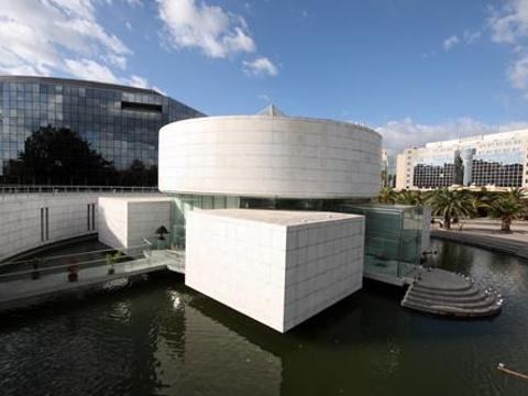 亚洲艺术博物馆旅游景点图片