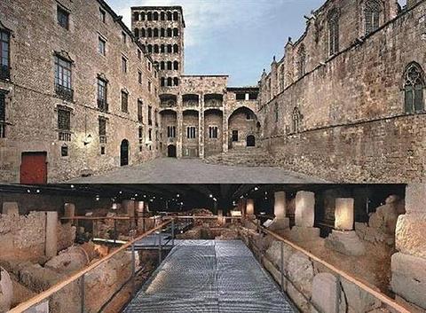 巴塞罗那历史博物馆的图片