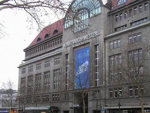 柏林卡迪威百货旅游景点图片