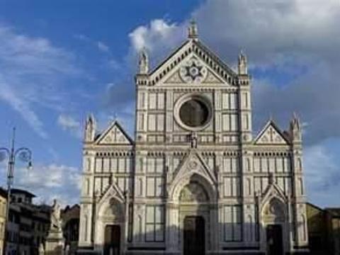 圣十字大教堂旅游景点图片