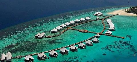 钻石阿沙格岛旅游图片