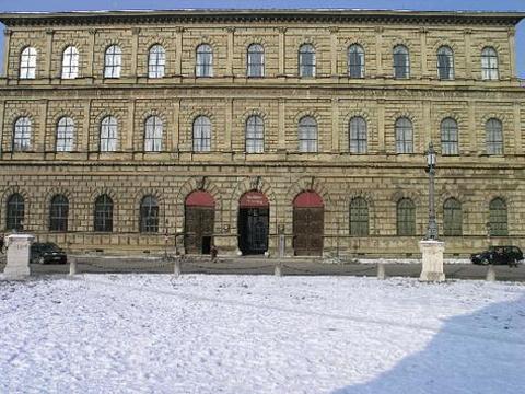 皇宫博物馆旅游景点图片