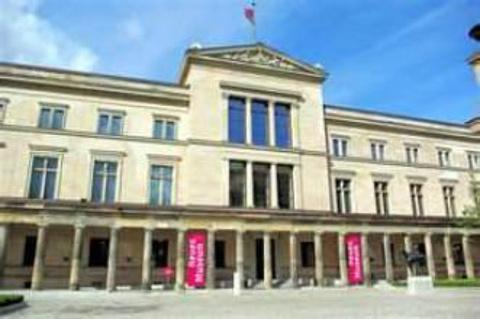 柏林新博物馆的图片