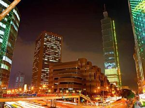 台北国际会议中心旅游景点图片