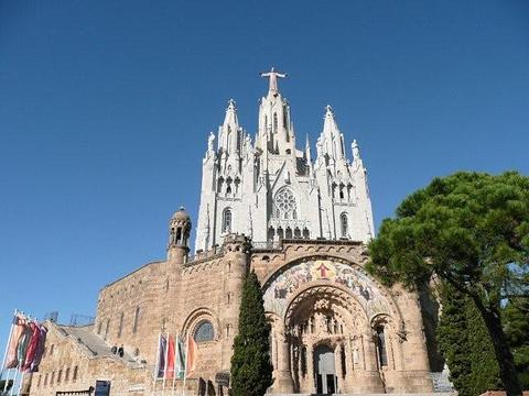 圣心圣殿旅游景点图片