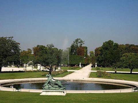 杜乐丽花园旅游景点图片