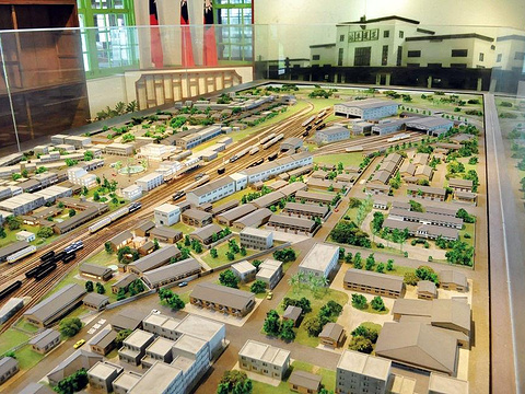 花莲铁道文化园区旅游景点图片