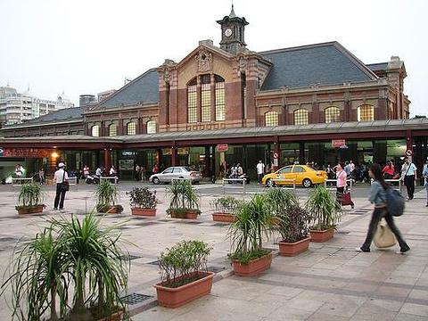 台中火车站旅游景点图片