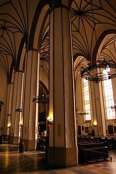华沙圣约翰教堂