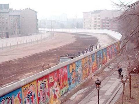 柏林墙遗址纪念公园旅游景点图片