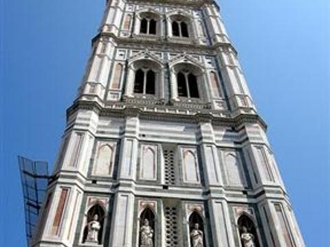 乔托钟楼旅游景点图片