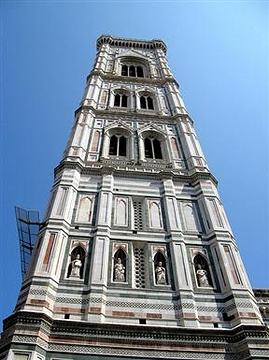 乔托钟楼的图片