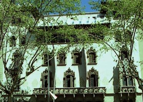 Casa Macaia (Palau Macaya)