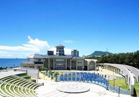 旗津海岸公园的图片