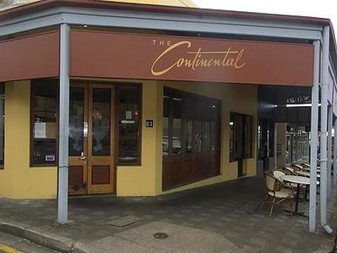 欧式咖啡馆旅游景点图片