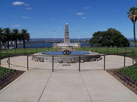 国王公园战争纪念碑