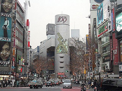涩谷的图片