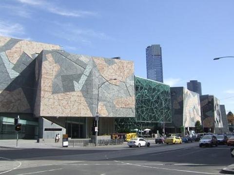 伊恩·波特中心:澳大利亚维多利亚国家美术馆旅游景点图片
