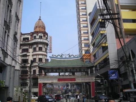 中国城的图片