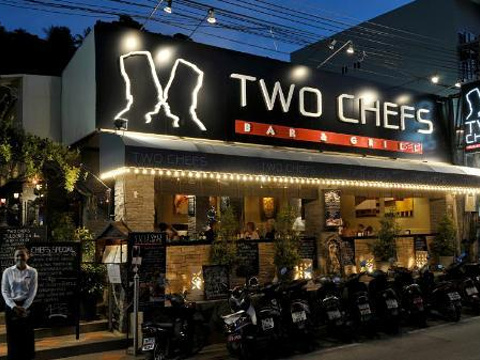 Two Chefs Bar & Grill Karon Beach Branch旅游景点图片