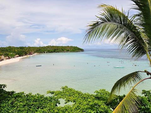 圣地亚哥白色沙滩旅游景点图片