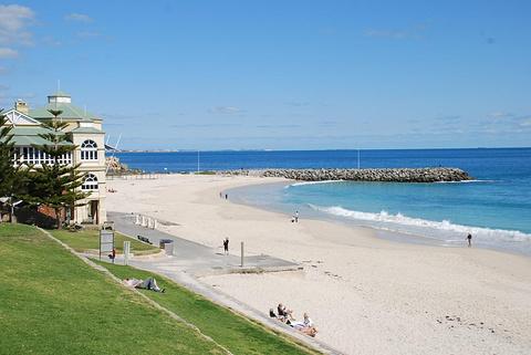 科特斯洛海滩