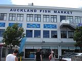奥克兰鱼类市场
