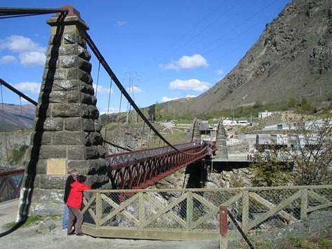AJ哈克特卡瓦劳大桥蹦极中心旅游景点图片