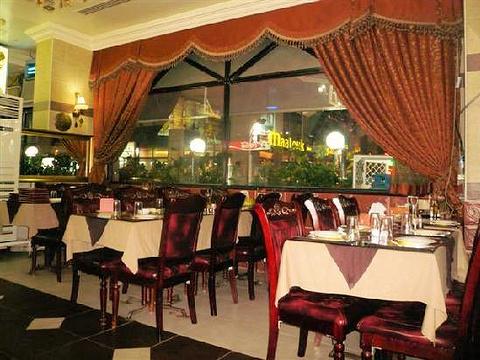 黎巴嫩花朵餐厅旅游景点图片
