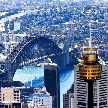 悉尼塔空中步道