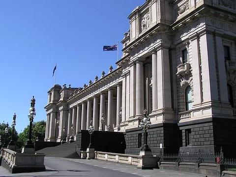 维多利亚州议会大厦