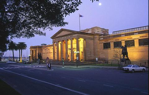 新南威尔士州美术馆的图片