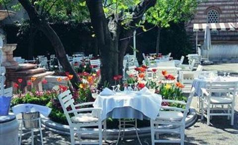 绿屋花园酒吧/咖啡厅
