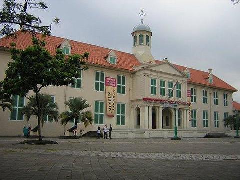 雅加达历史博物馆