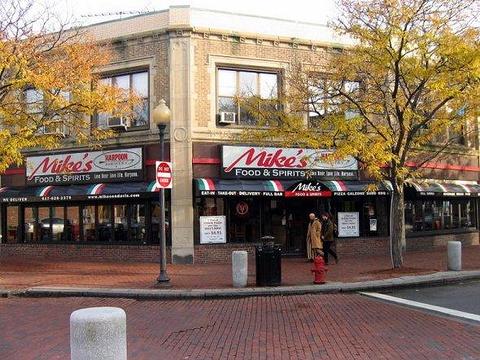 麦克的餐厅