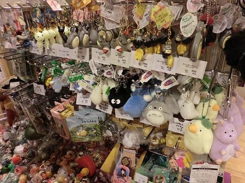 Character Street动漫人物商品店
